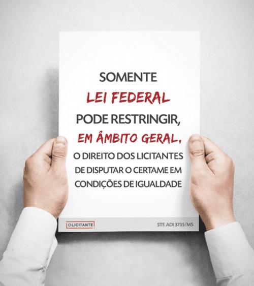 lei-federal-restricao-direito-licitantes